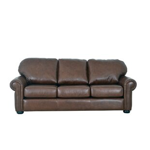 Heath Leather Sofa