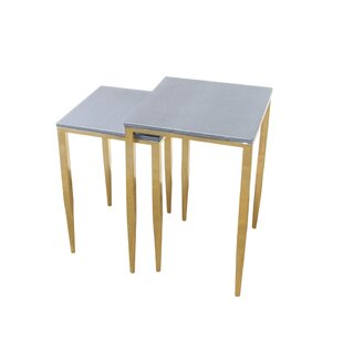 Gracia 2 Piece Nesting Tables