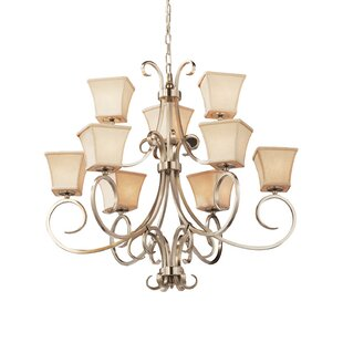 Darby Home Co Chante 9 Light L..