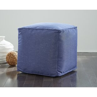 Winston Porter Knipe Ottoman with Cushion