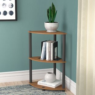 Yancey Corner Unit Bookcase