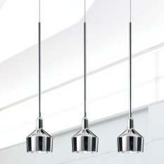 Leucos Beamer 3-Light Cluster Pendant