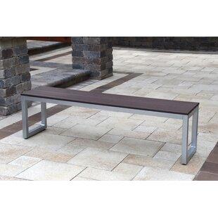 Tristin Aluminum Picnic Bench