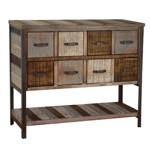 Clayera 8 Drawer Chest