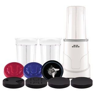 15 Piece Personal Electric Countertop Blender