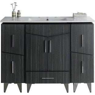 Mcfarren 48 Single Bathroom Vanity Set by Brayden Studio