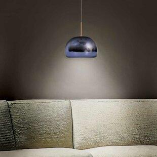 Jesco Lighting Evisage VI 1-Light Dome Pendant