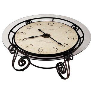 Howard Miller? Ravenna Clock Coffee Table