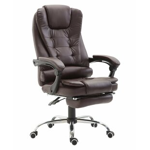 Straub High Back Recliner Swivel Executive Chair