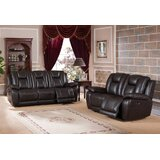 Mickey 2 Piece Reclining Living Room Set by Red Barrel Studio®