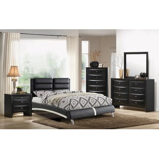 Kairi Upholstered Platform Bed