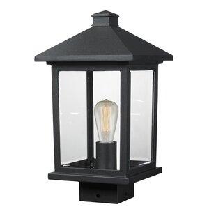 17 Stories Leroy 1-Light Beveled Glass Lantern Head