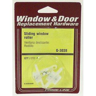 Sliding Window Roller (Set of 4) by PrimeLine