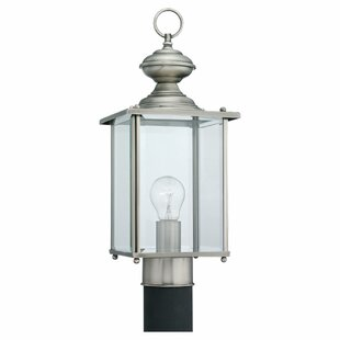 Searching for Hobscheid Outdoor Post Lantern By Bloomsbury Market