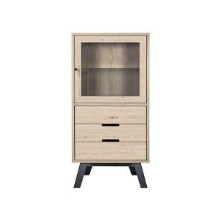 Fasano Standard Display Cabinet By Beachcrest Home