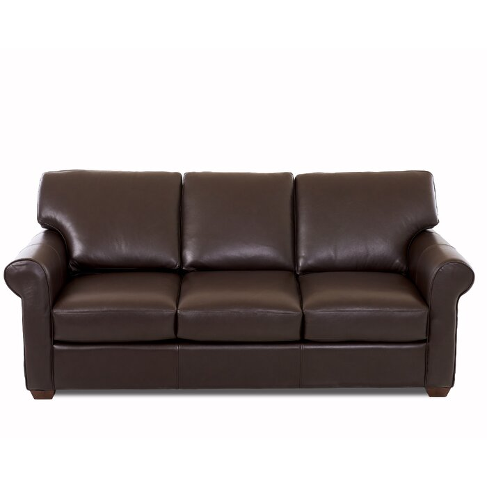 Rachel Leather Sofa Bed