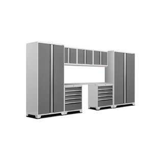 Pro 3.0 Series 8 Piece Storage Cabinet Set by NewAge Products