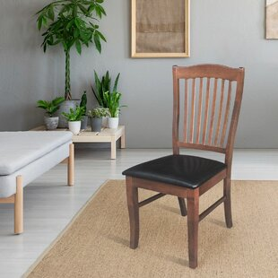 Bergin Armless Kitchen Upholstered Dining Chair (Set Of 2) by Charlton Home Amazing