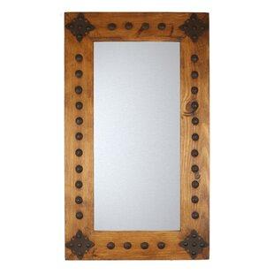 My Amigos Imports Santa Cruz Rustic Accent Mirror