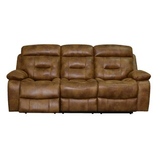 Charlton Home Russel Reclining Sofa
