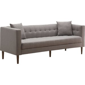 Proxima Chesterfield Sofa by Mercury Row