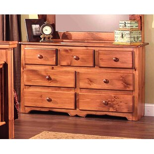 Clinton 7 Drawer Dresser by Chelsea Home Furniture