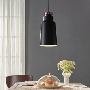 VERSANORA Stile 1-Light Bell Pendant