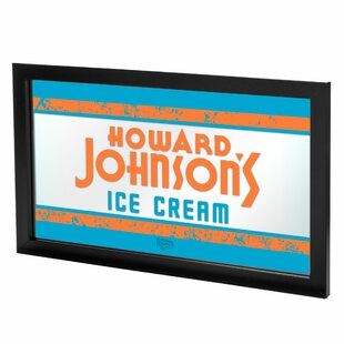 Trademark Global Howard Johnson Accent Mirror