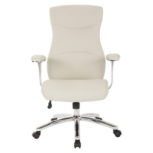 Purchase Nathalie Executive Chair by Symple Stuff Reviews (2019) & Buyer's Guide