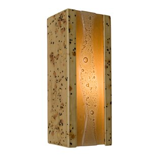 Top Reviews ReFusion Bubbly 1-Light Wall Sconce By A19