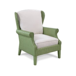 Havana Wingback Chair by Braxton Culler