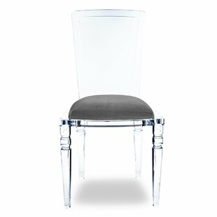 Juliette Armless Upholstered Dining Chair