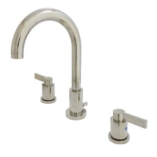 Farmhouse Rustic Polished Nickel Bathroom Sink Faucets Birch Lane