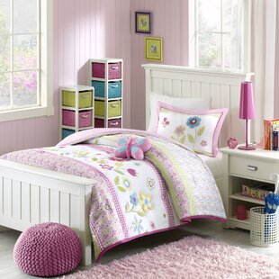 Alexis Comforter Set by Zoomie Kids
