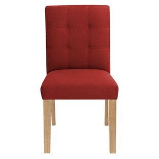 Electa Upholstered Dining Chair Charlton Home