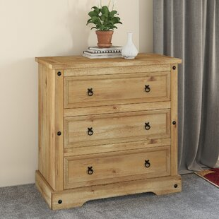 Dodge 3 Drawer Chest By Union Rustic