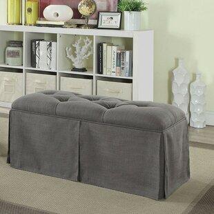 Alcott Hill Berman Tufted Fabric Upholste..
