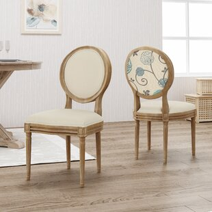 Saratoga Upholstered Dining Chair (Set of 2)