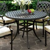 Kipling Metal Dining Table