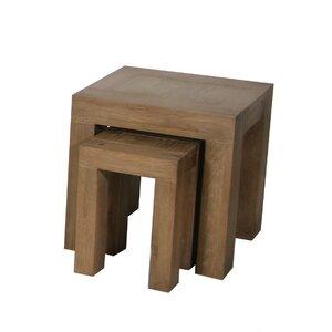 2-tlg. Satztisch-Set Tadema von Home & Haus