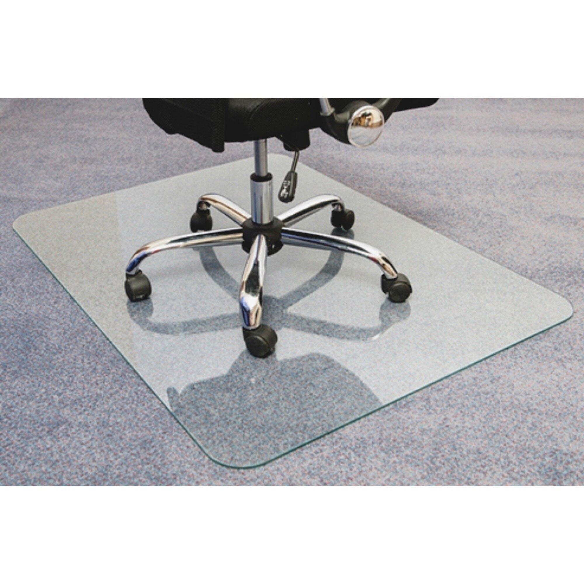Floortex Straight Rectangular Chair Mat Reviews