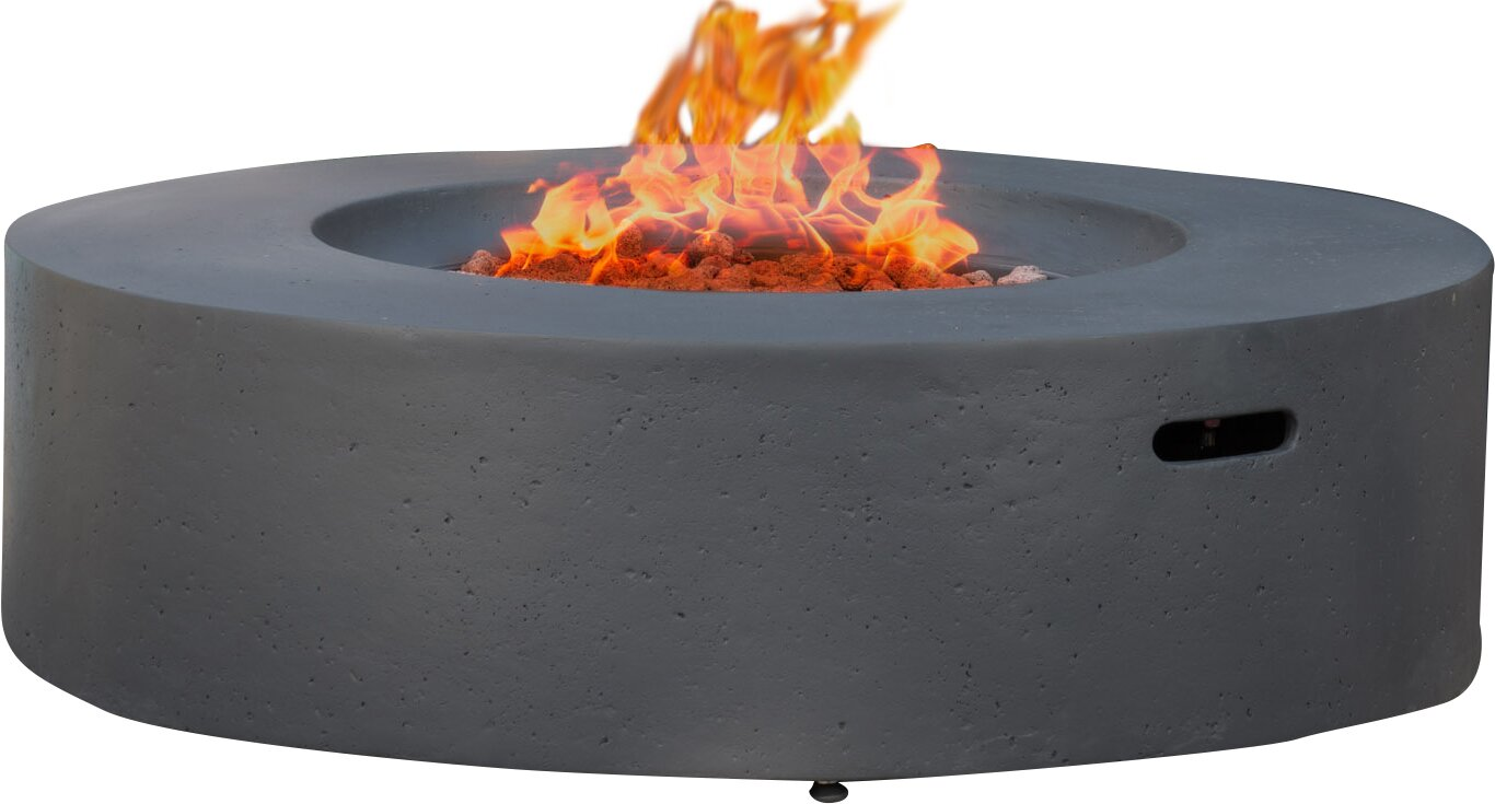 Brierley Propane Fire Pit Table