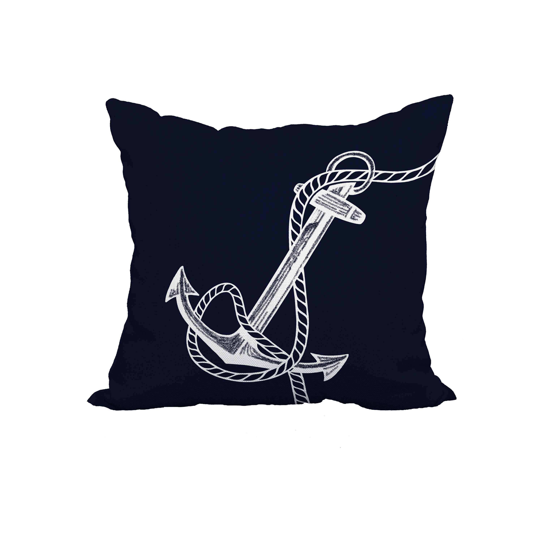 Breakwater Bay Giana Print Square Pillow Cover Insert Wayfair