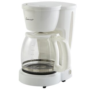 12-Cup Glass Coffee Maker