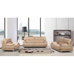 Top Reviews Martinelli 3 Piece Living Room Set (Set of 3) by Latitude Run Reviews (2019) & Buyer's Guide
