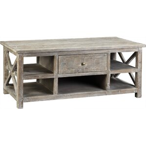 Schall Coffee Table by Rosecliff Heights