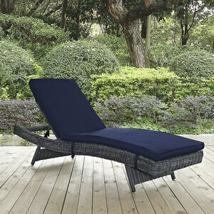 Summon Chaise Lounge with Cushion