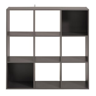 Aarav 9 Cube Unit Bookcase