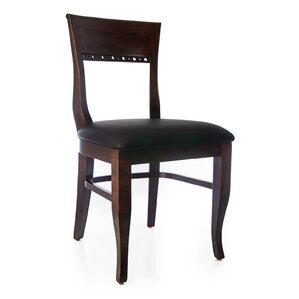 Tymon Genuine Leather Upholstered Dining ..