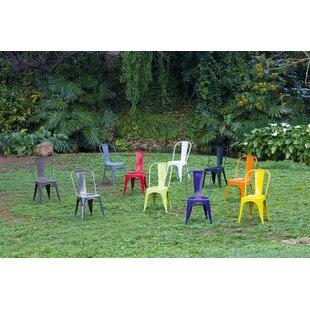Canarsie Stacking Garden Chair By Sol 72 Outdoor